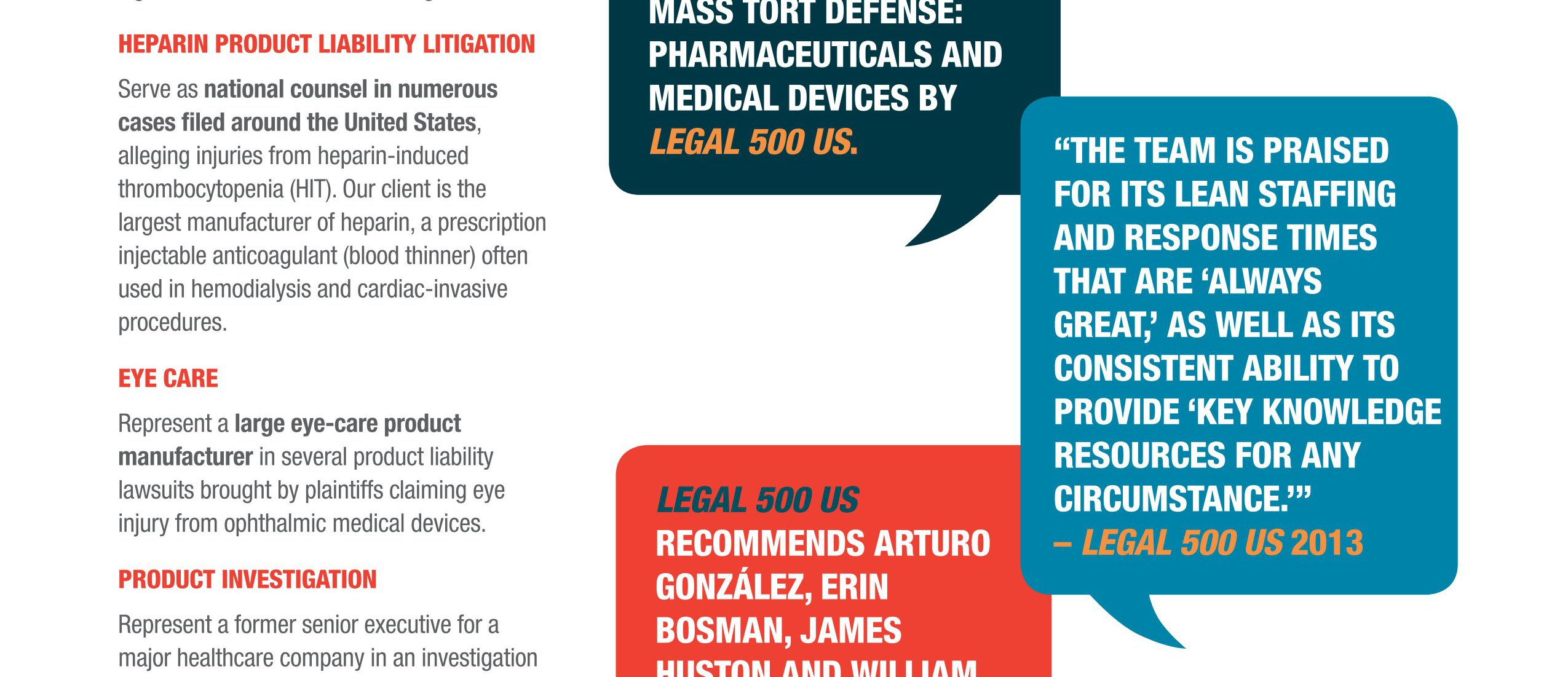 Product Liability 2013 Year in Review